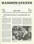 Issue: Random Events (Issue 33 - Apr 1983)