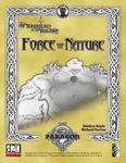 RPG Item: Force of Nature