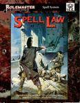 RPG Item: Spell Law (RMSS, 3rd Edition)