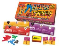 Board Game: Pants on Fire!