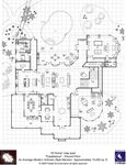 RPG Item: Modern Floorplans: Victorian Style Mansion