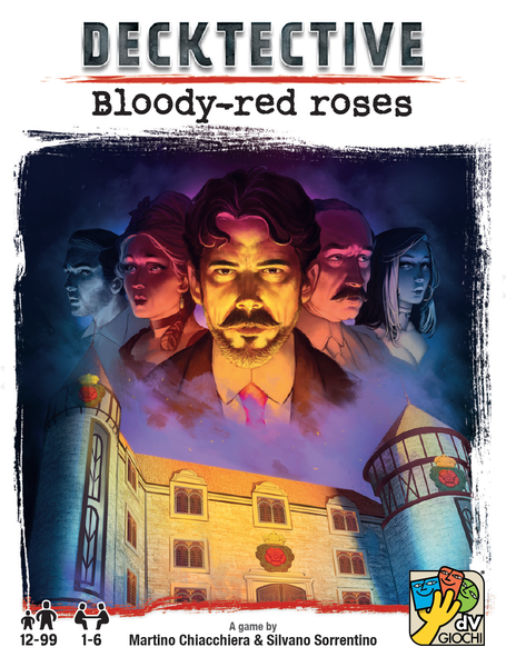 Decktective - Bloody-red roses Second Edition