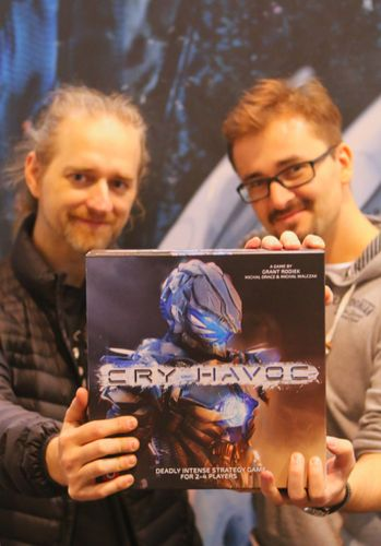 Board Game: Cry Havoc