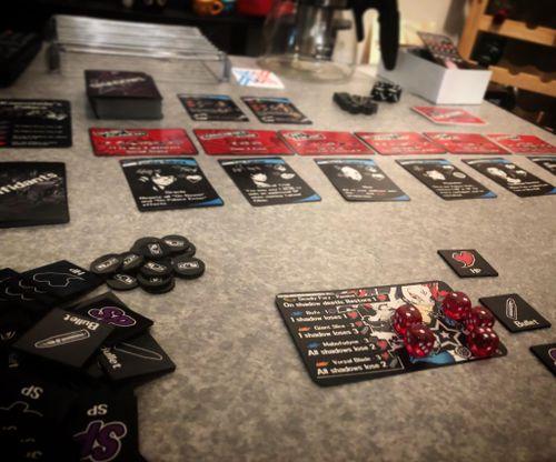 Board Game: Persona 5 Print & Play Board Game