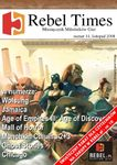 Issue: Rebel Times (Issue 14 - Nov 2008)