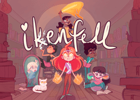 Video Game: Ikenfell