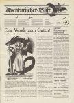 Issue: Aventurischer Bote (Issue 69 - Nov/Dec 1996)