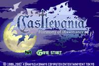 Video Game: Castlevania: Harmony of Dissonance
