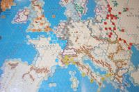 Board Game: World War II: European Theater of Operations