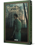Board Game: Sherlock Holmes Consulting Detective: The Mansion Murders