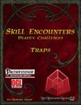 RPG Item: Skill Encounters: Deadly Challenges - Traps