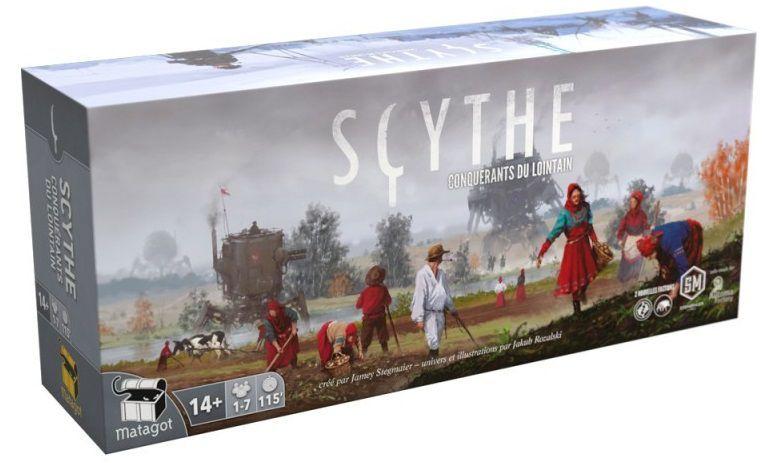Scythe: Conquérants du lointain