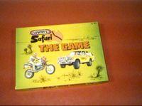 Board Game: Wynn's Safari: The Game