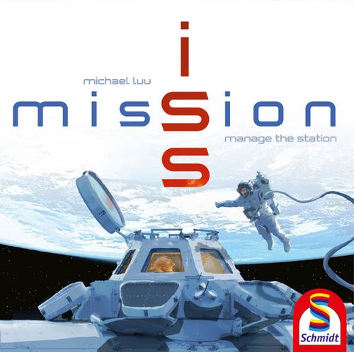 Board Game: Mission ISS