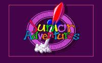 Series: Junior Adventure Games