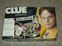 Board Game: Clue: The Office
