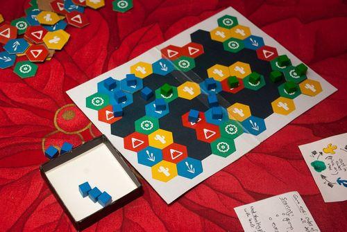 Board Game: Breath