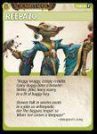 "Board Game: Pathfinder Adventure Card Game: Mummy's Mask – ""Reepazo"" Promo Card"