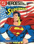 RPG Item: The Superman Sourcebook