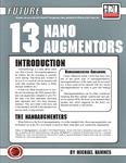 RPG Item: 13 Nano Augmentors