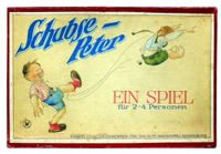 Board Game: Schubse-Peter