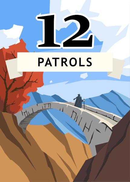 Análisis - 12 Patrols