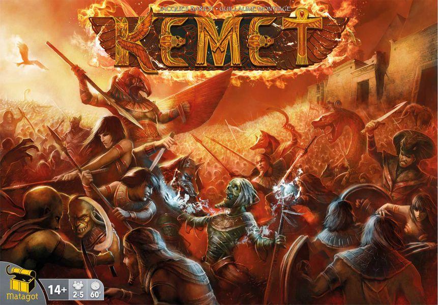 Kemet cover art