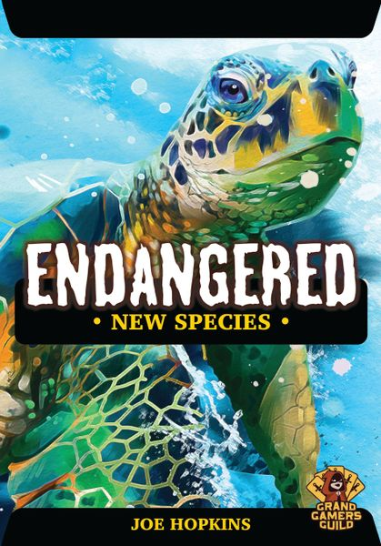 Engangered: New Species