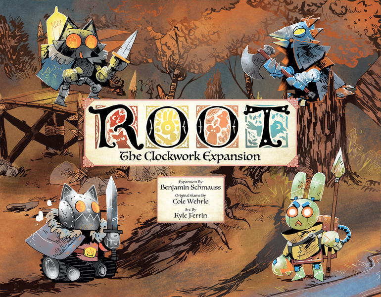 Root y Root: The Clockwork Expansion