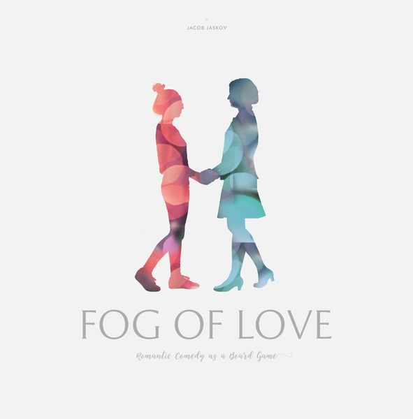 Fog of Love: Female Couple Cover (T.O.S.) -  Hush Hush Projects