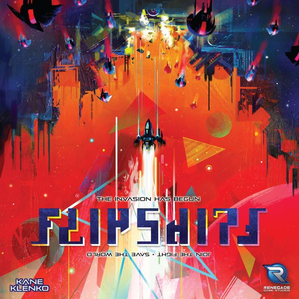 FlipShips, Renegade Game Studios, 2017 — front cover (image provided by the publisher)