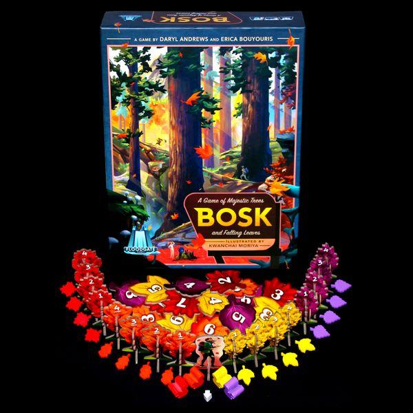 An arrangement for Bosk!