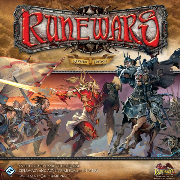 Runewars, Fantasy Flight Games, 2013 (image provided by the publisher)