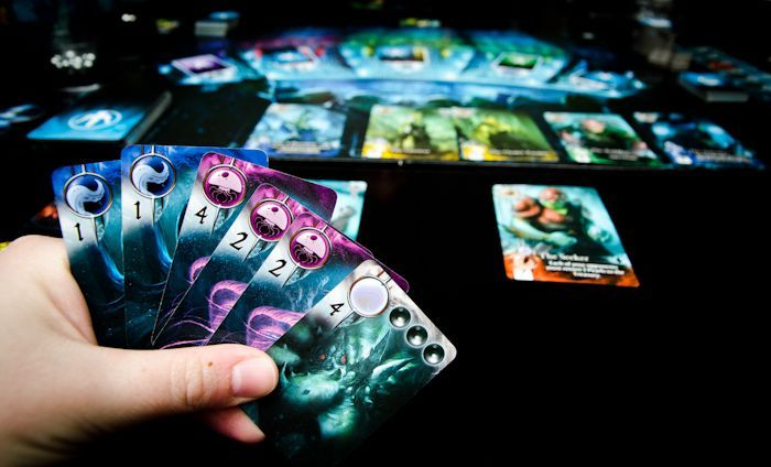 Kraken cards- Wilds!