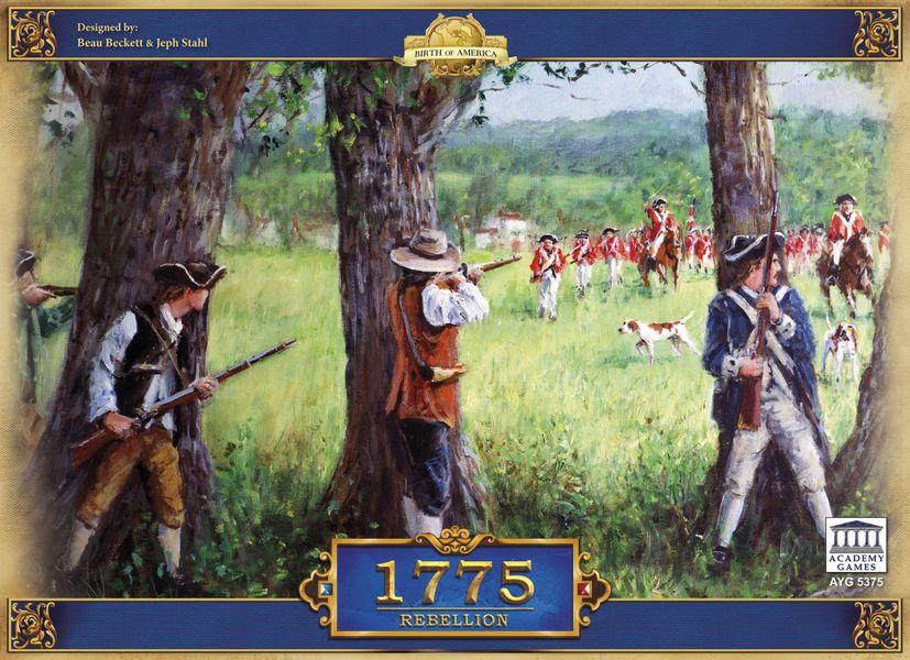 1775: La Guerra de la Independencia