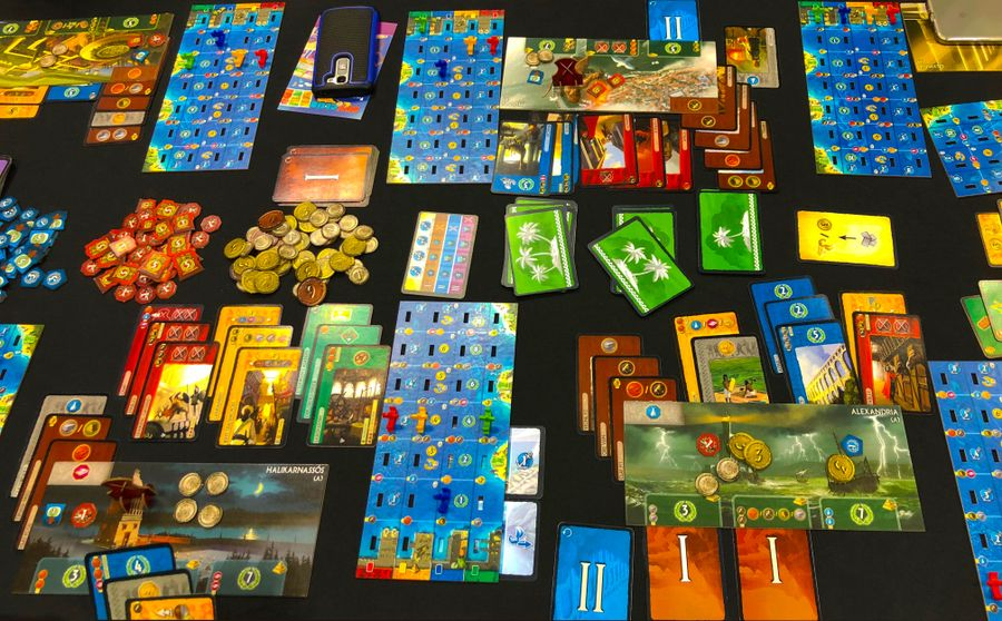 Image result for 7wonders armada
