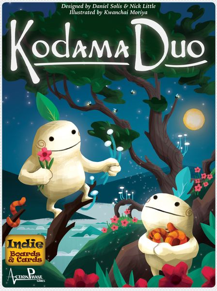 Kodama Duo -  Indie Boards and Cards