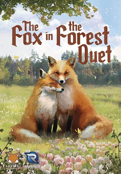 The Fox In The Forest Duet - © 2019 Renegade Game Studios & Foxtrot Games. All rights reserved