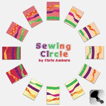 Sewing Circle Setup