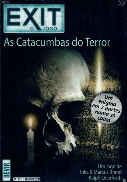 Front cover of Devir Portuguese edition