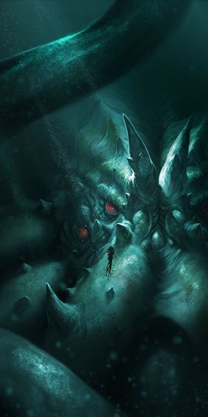 Abyss: Kraken, Bombyx, 2015 (image provided by the publisher)