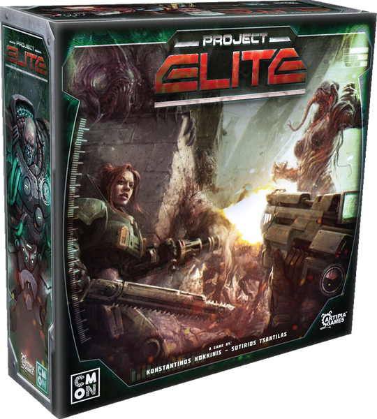 Project: ELITE, CMON Limited/Artipia Games, 2019