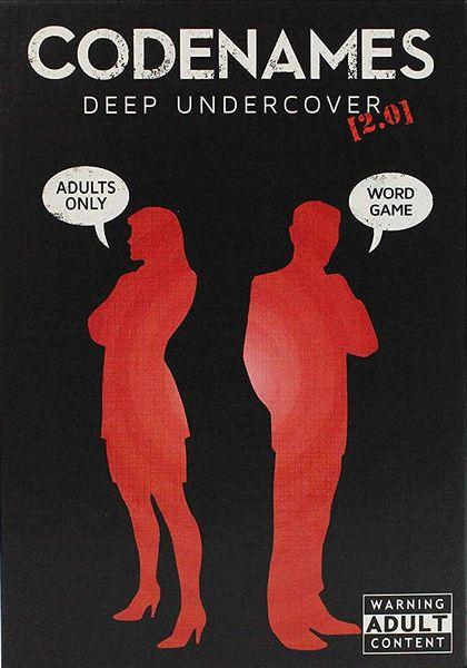 Codenames Deep Undercover 2.0 -  Lark & Clam