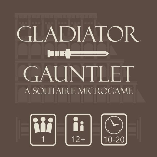 Traducciones - Gladiator Gauntlet