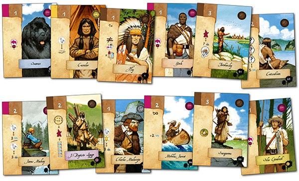 Lewis & Clark cards