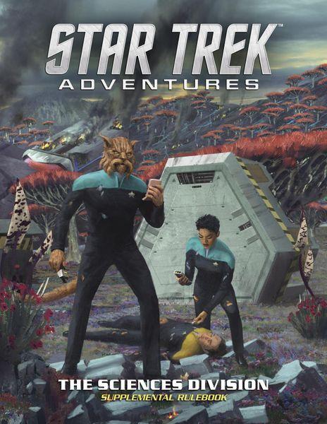 Star Trek Adventures: The Sciences Division Supplemental Rulebook