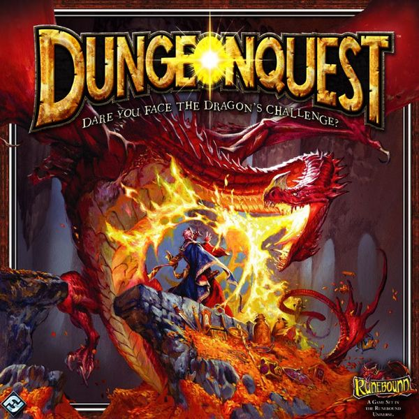 Scatola DungeonQuest