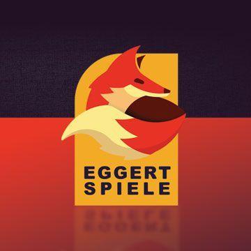 New EGGERTSPIELE logo