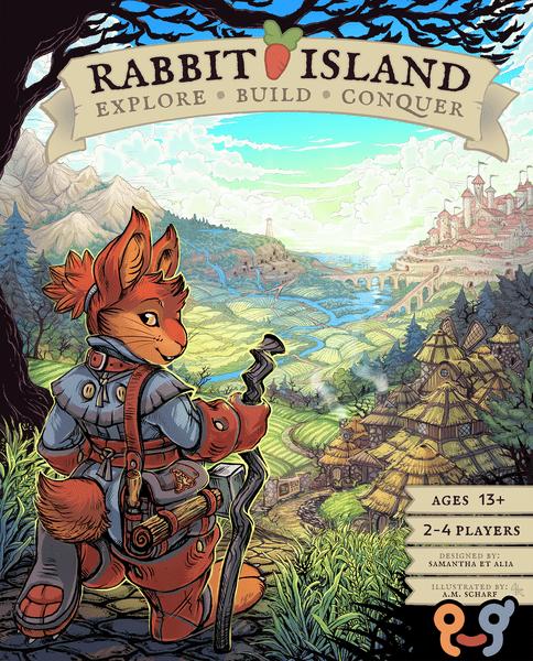 Rabbit Island - Infinite Heart Games