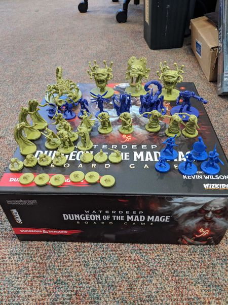Dungeons & Dragons: Waterdeep – Dungeon of the Mad Mage   Image